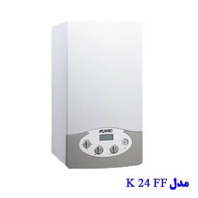 پکیج ایران رادیاتور مدل K 24 ff