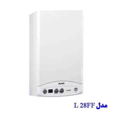 پکیج ایران رادیاتور مدل L 28 ff