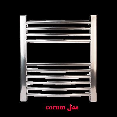رادیاتور حوله خشک کن ایران رادیاتور مدل corum